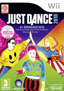 Just Dance 2015 - cover