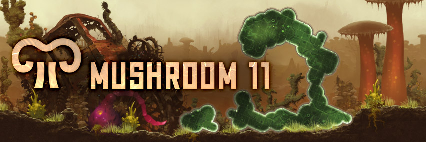 Mushroom 11 - bannière