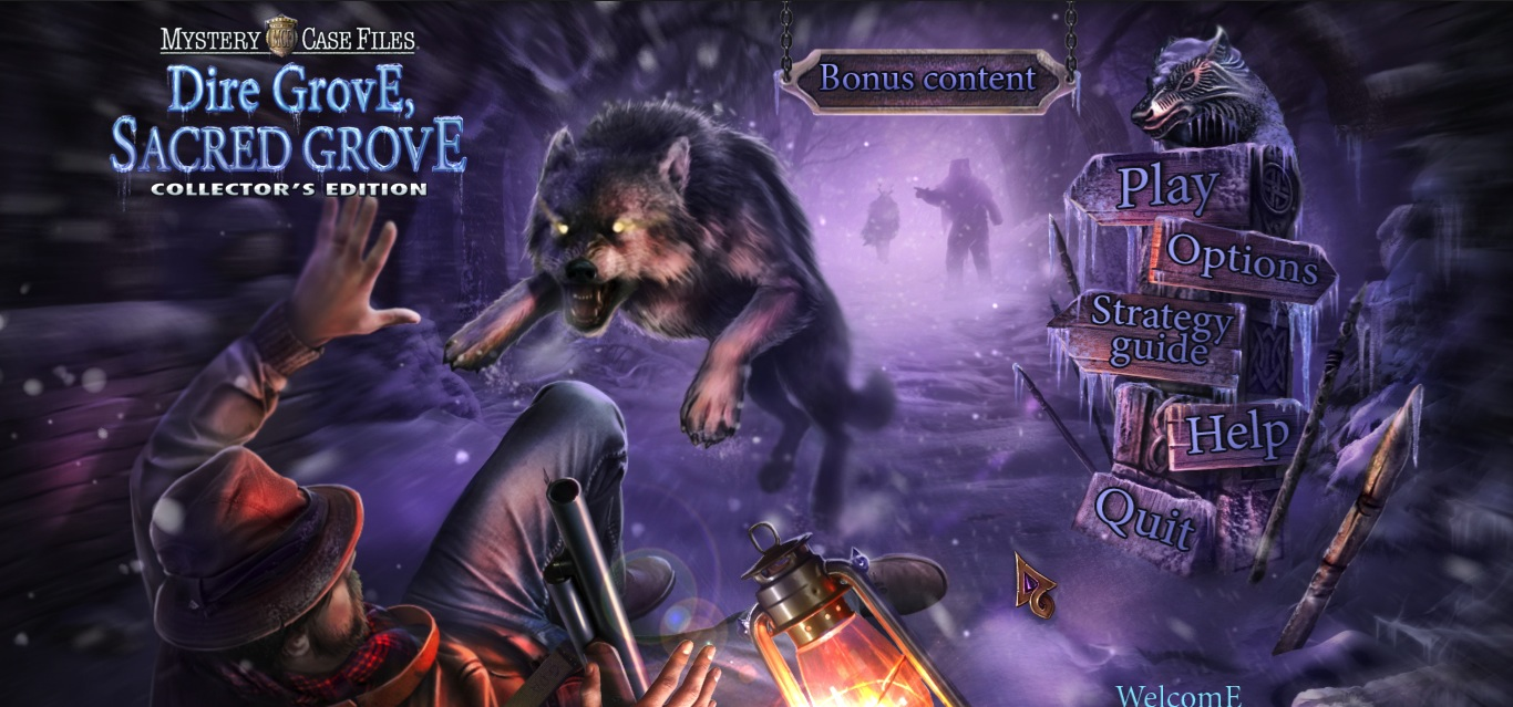 Mystery Case Files : Dire Grove, Forêt Sacrée