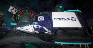 Radial-G - logo
