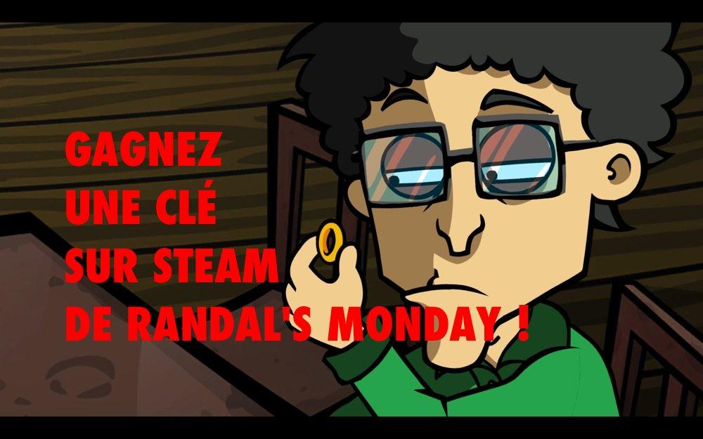 CONCOURS : Gagnez une clé du jeu Randal's Monday