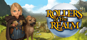 Rollers of the Realm - logo