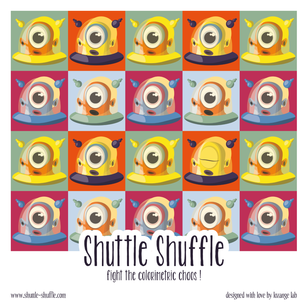 Shuttle Shuffle
