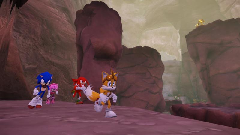 Sonic Boom : L'Ascension de Lyric