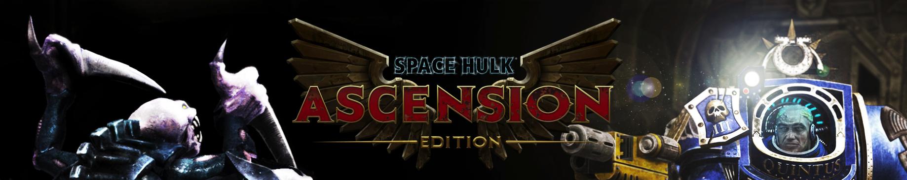 Space Hulk Ascension Edition - bannière