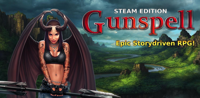 [TEST] Gunspell Steam Edition – la version pour Steam