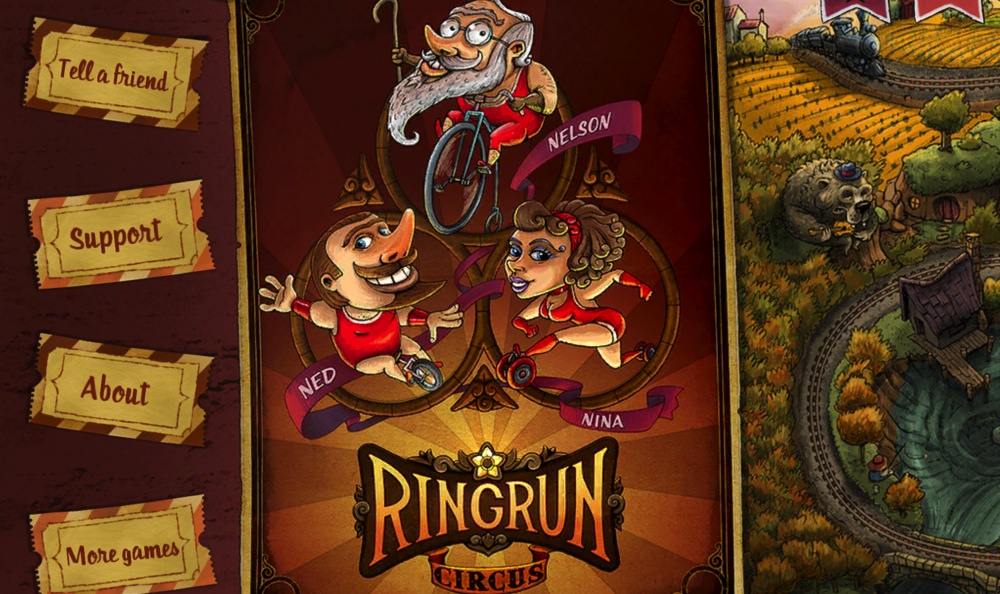 [TEST] Ring Run Circus – la version pour iPad