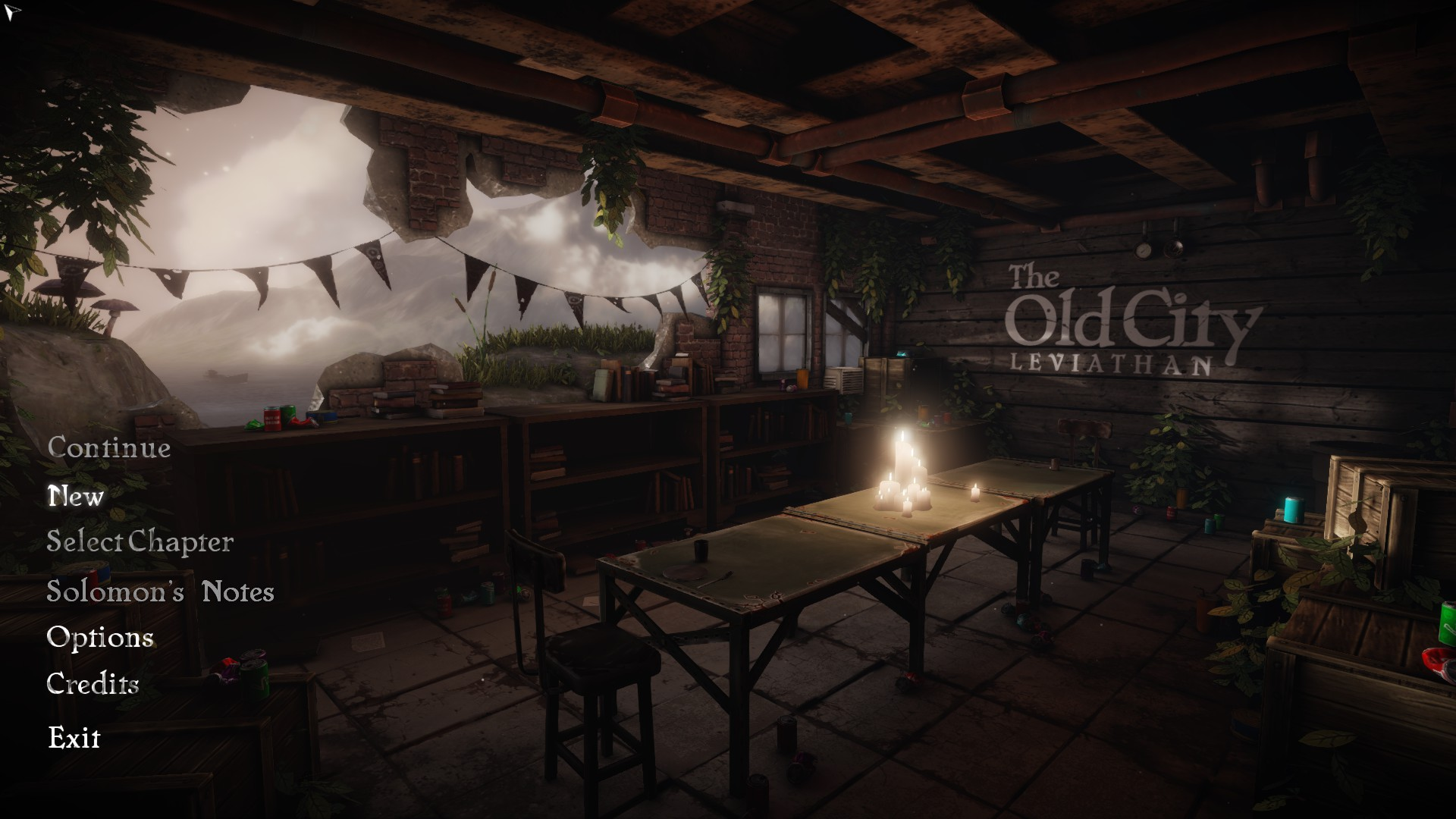 [TEST] The Old City: Leviathan – la version pour Steam