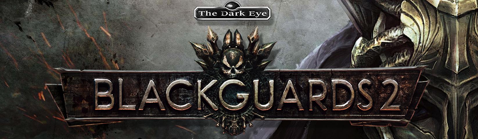 The Dark Eye - Blackguards 2 - bannière