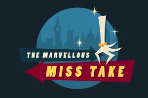 The Marvellous Miss Take - logo
