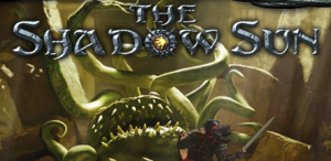 The Shadow Sun - logo