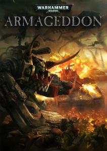 Warhammer 40,000 Armageddon - cover