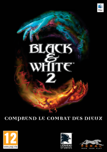 Black & White 2 - cover