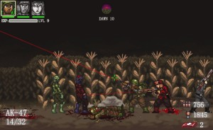 Deadly 30 - combat