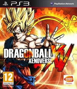 Dragon Ball Xenoverse - cover