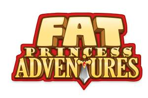 Fat Princess Adventures - logo