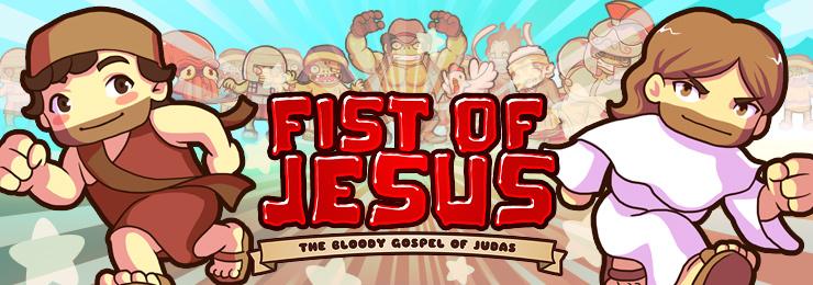 Fist of Jesus - bannière