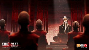 KickBeat Steam Edition - Maitre Fu