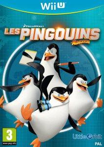 Les Pingouins de Madagascar - cover