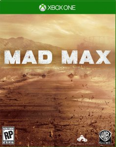 Mad Max - cover