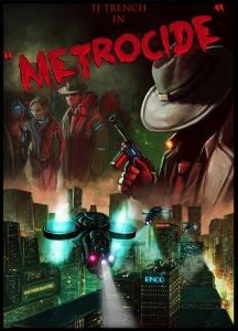 Metrocide - cover