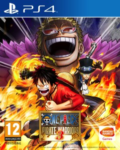 One Piece Pirate Warriors 3 - cover
