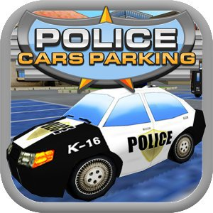 Police Cars Parking - icon