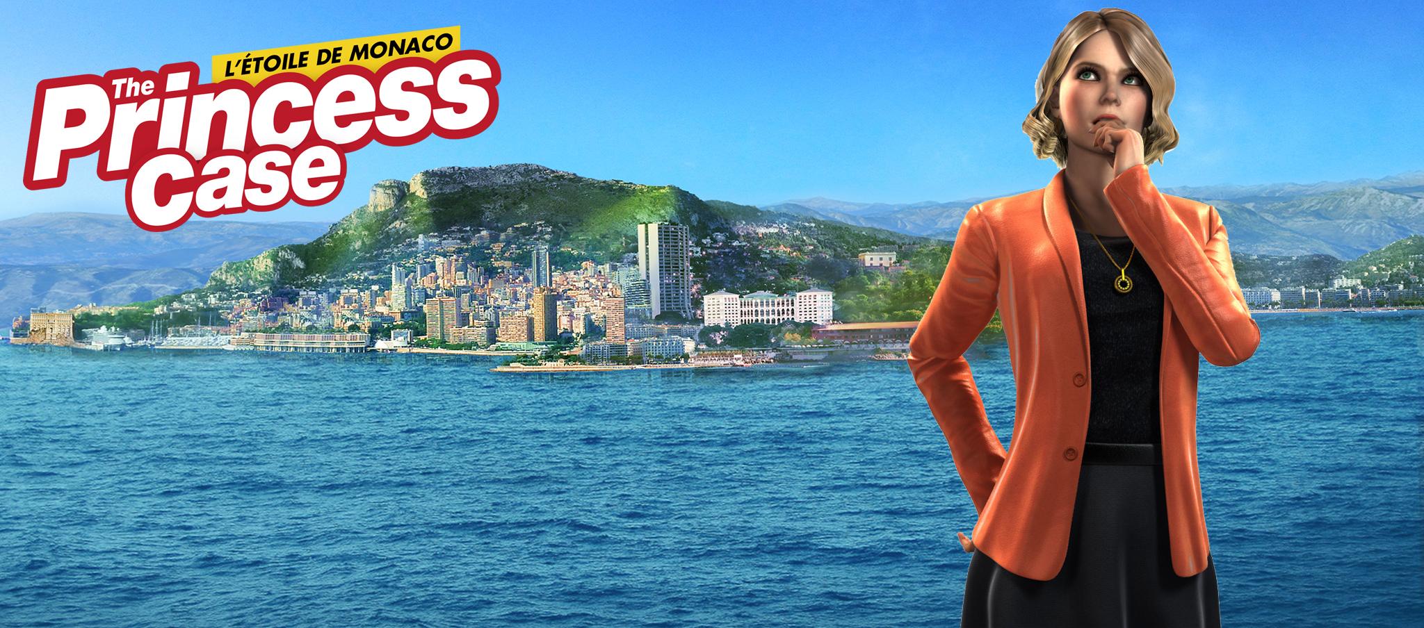 Princess Case – L'Etoile de Monaco - bannière