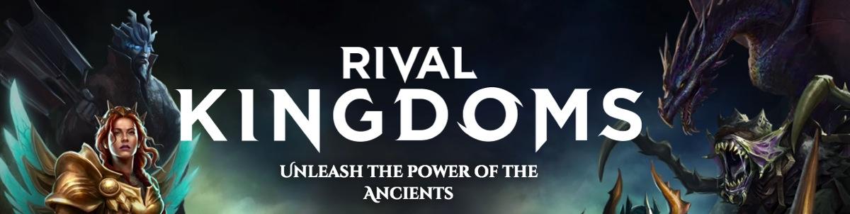 Rival Kingdoms - bannière