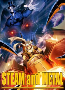 Steam and Metal - cover