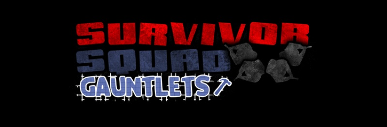 Survivor Squad Gauntlets - bannière