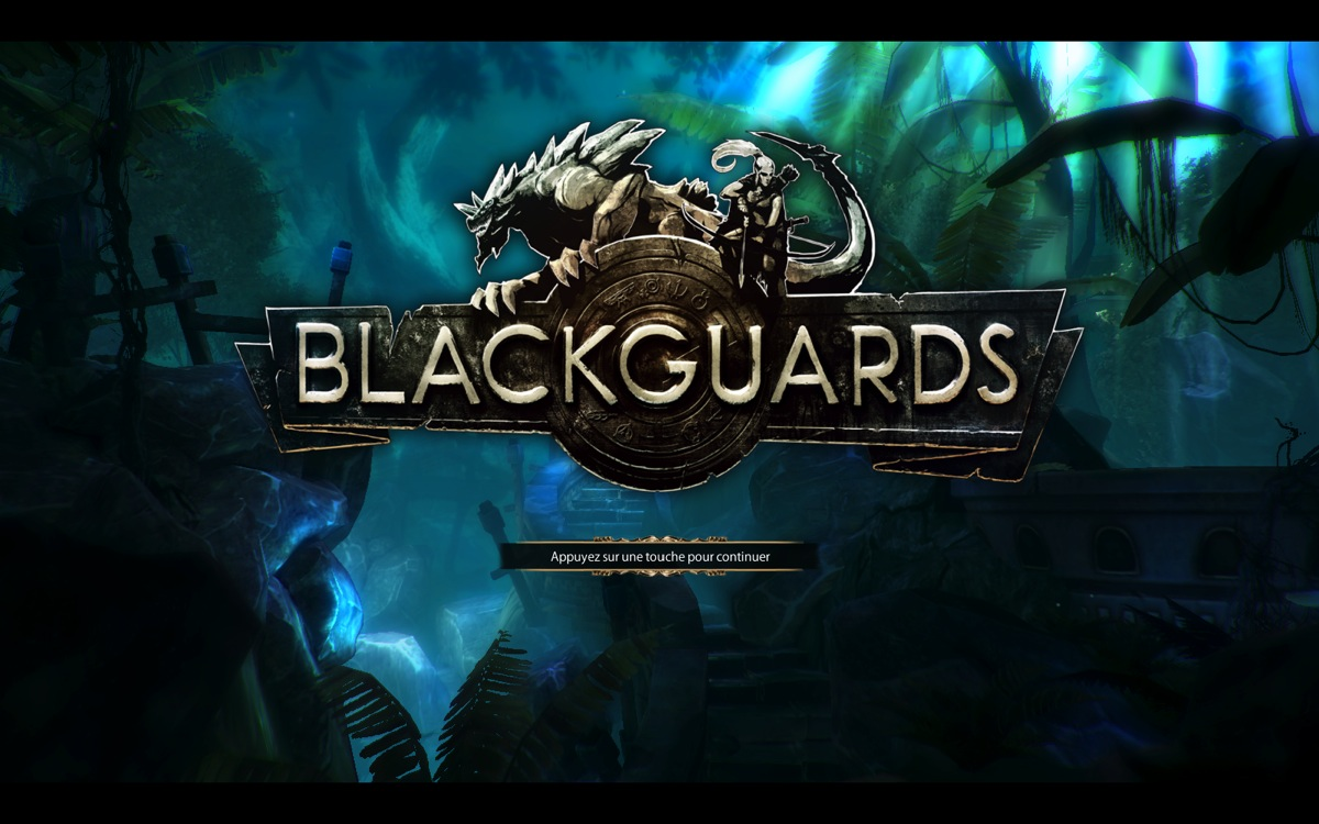 [TEST] Blackguards – la version pour Steam