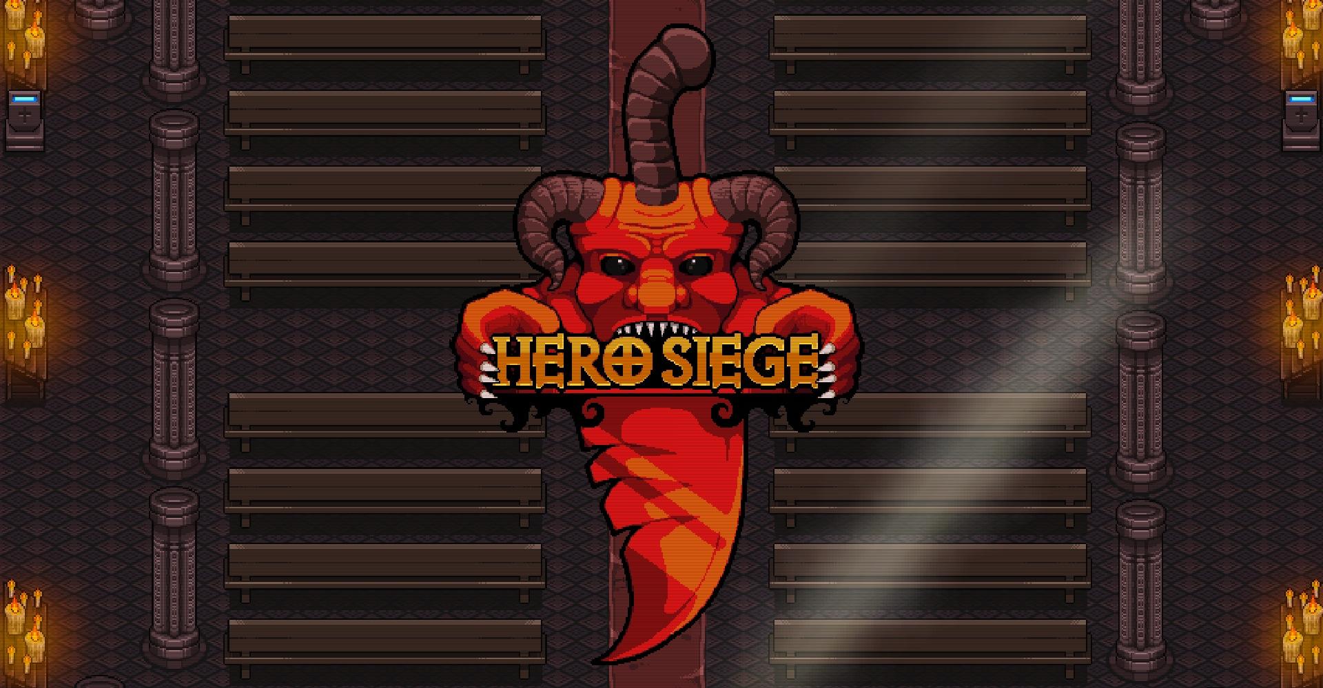[TEST] Hero Siege – la version pour Steam