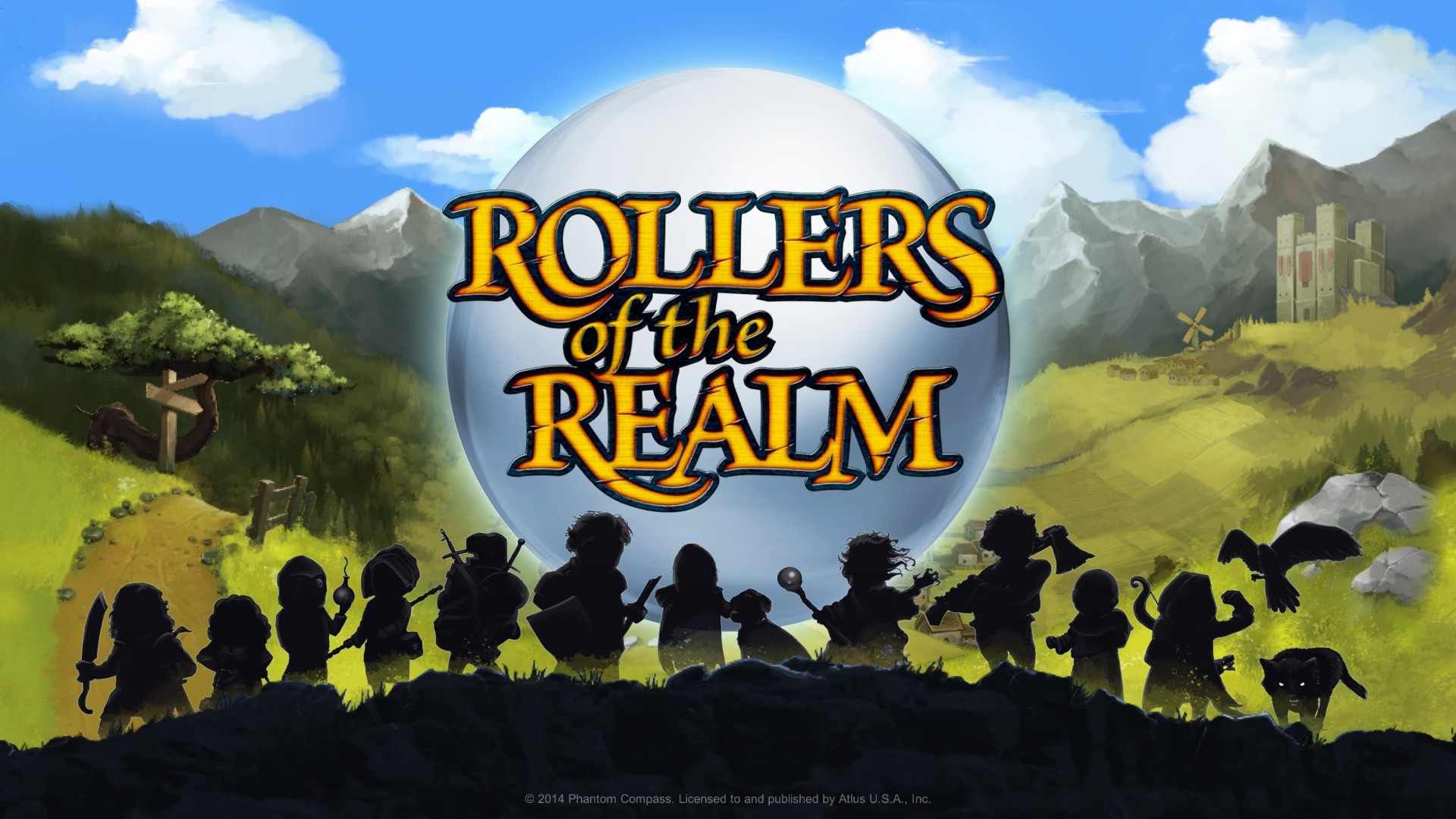 [TEST] Rollers of the Realm – la version pour Steam
