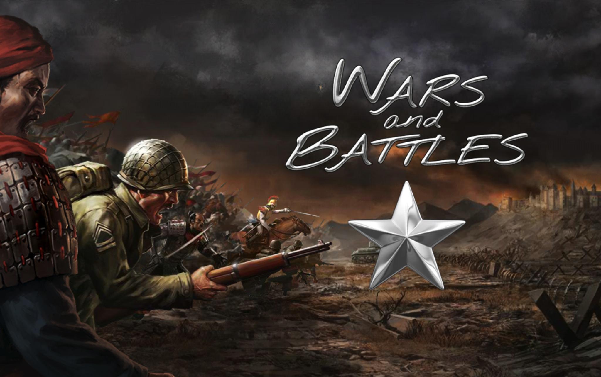 [TEST] Wars and Battles – la version pour iPad