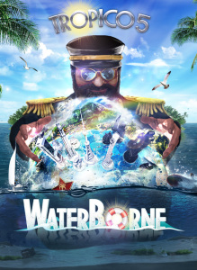 Tropico 5 - Waterborne - cover