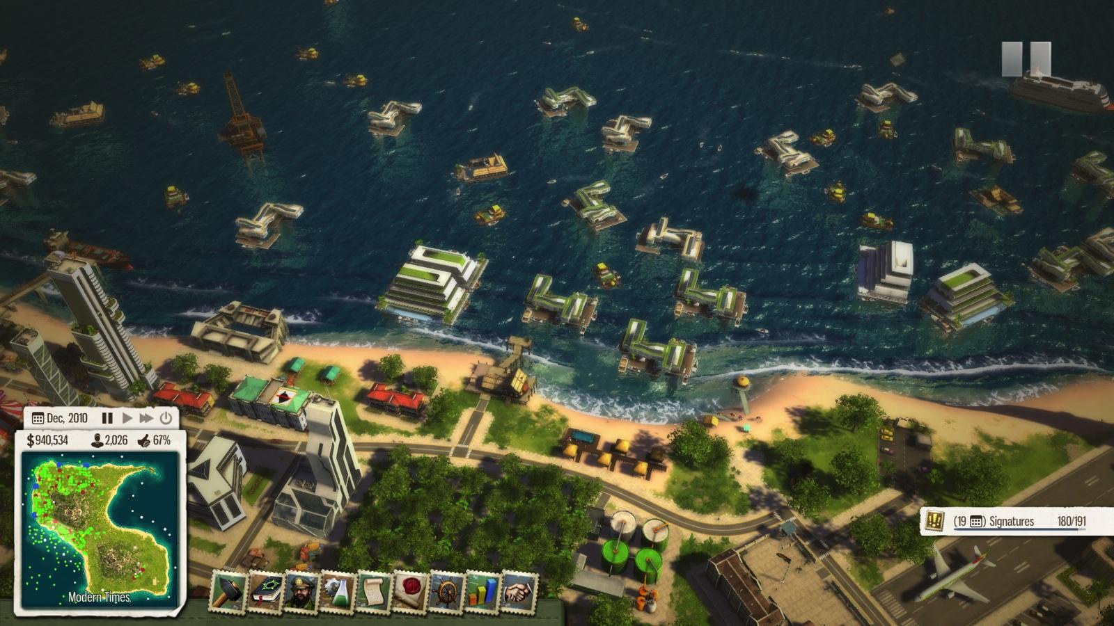 Tropico 5 – Waterborne