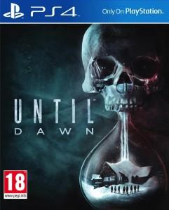 Until Dawn - cover