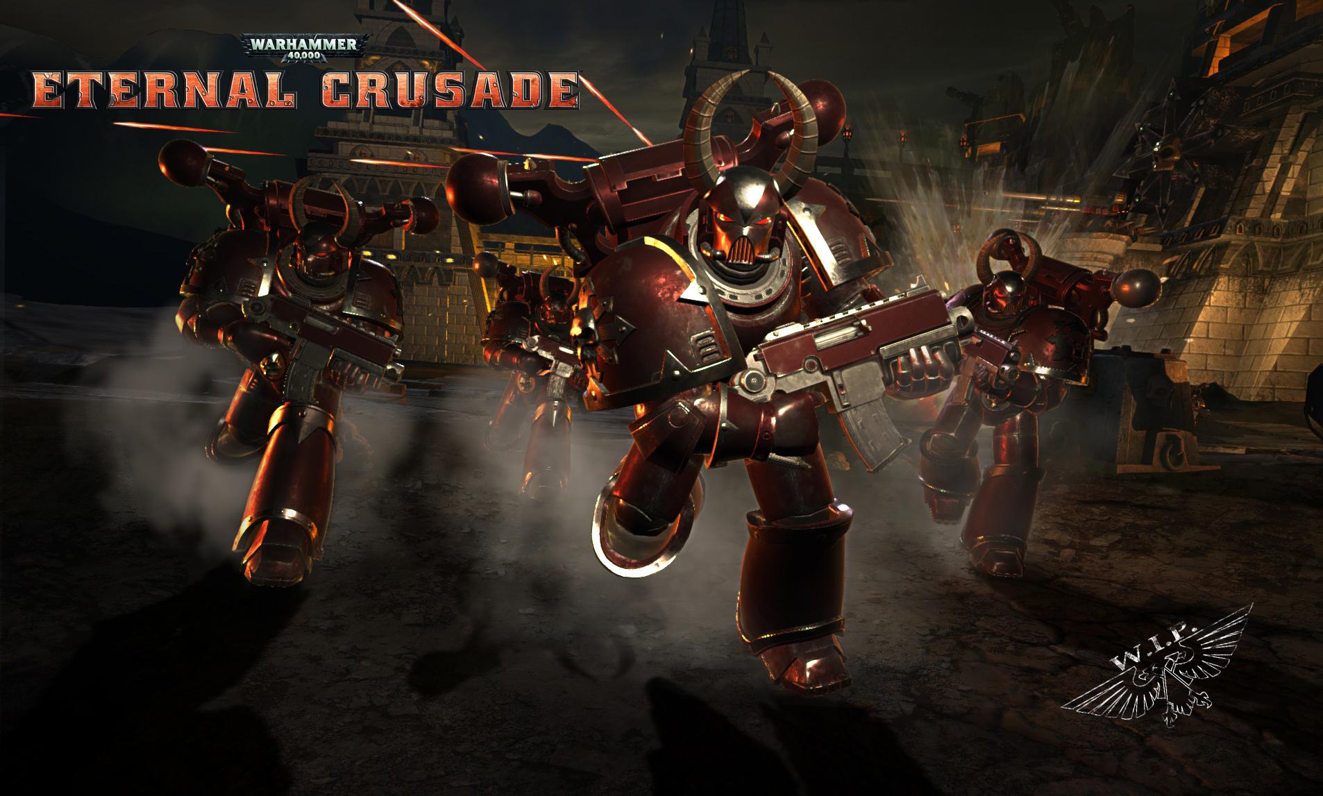 Warhammer 40.000 : Eternal Crusade