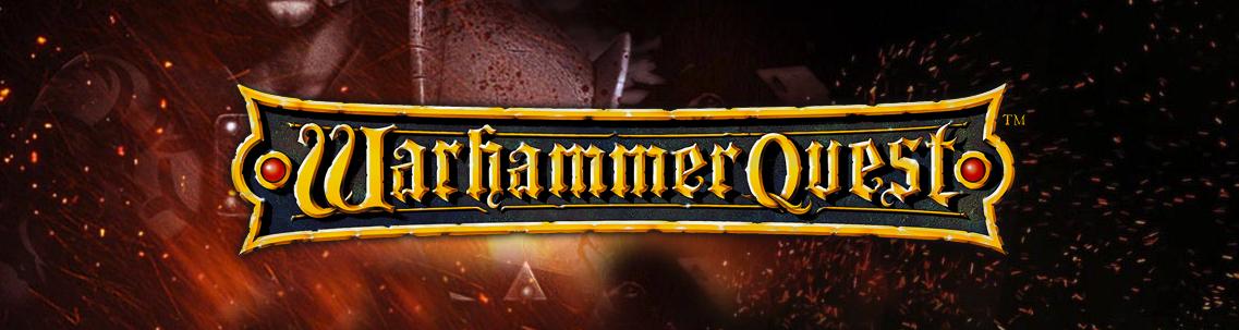 Warhammer Quest - bannière