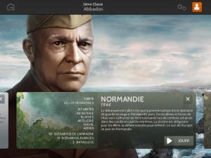 Wars and Battles - débarquement de Normandie