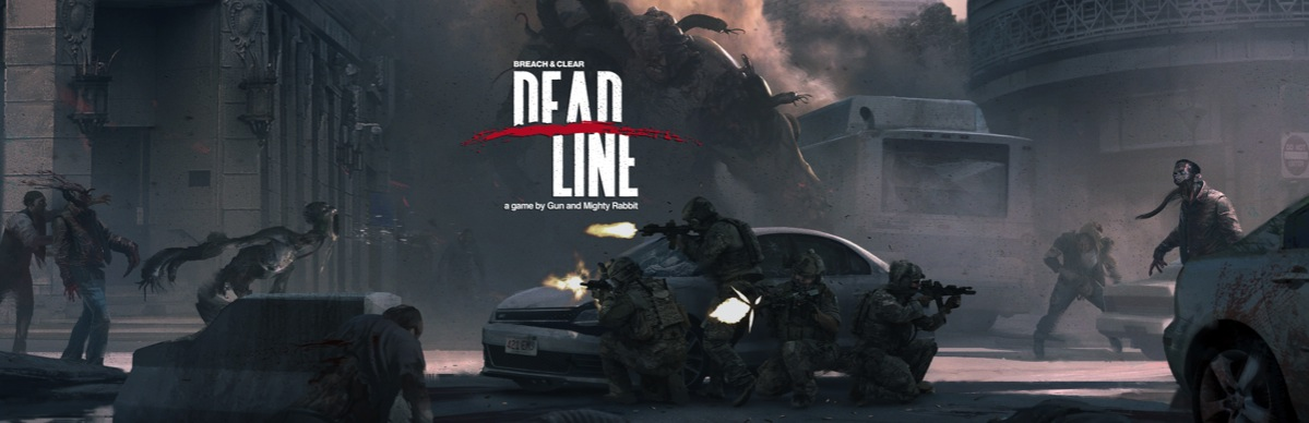 Breach & Clear Deadline - bannière