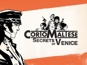 Corto Maltese, Secrets de Venise - logo