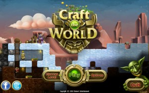 Craft the world - logo