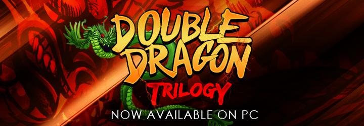 Double Dragon Trilogy - bannière