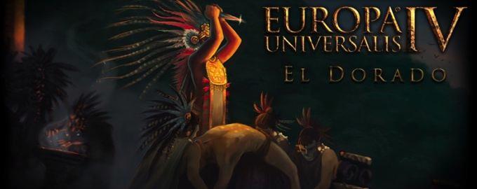 Europa Universalis IV - El Dorado - bannière