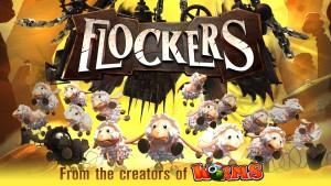 Flockers - logo
