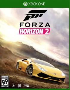 Forza Horizon 2 - cover