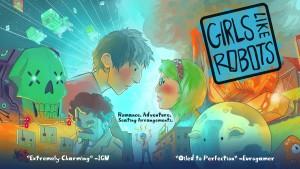 Girls Like Robots - filles et robots