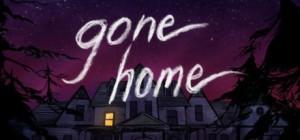 Gone Home - logo